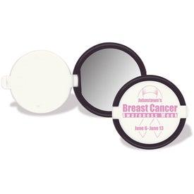 Radiant Reflections Pocket Mirror