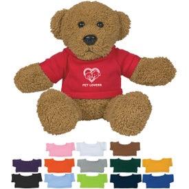Company Rag Material Plush Bear