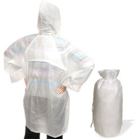 Personalized Rain Slicker-In-A-Bag