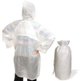Personalized Rain Slicker-In-A-Bag