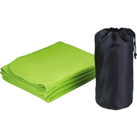 Rally Blanket with Pouch for Promotion