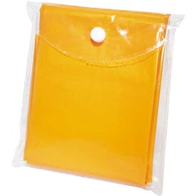 Rally Disposable Poncho for Promotion