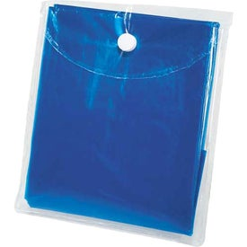 Rally Disposable Poncho for Your Organization