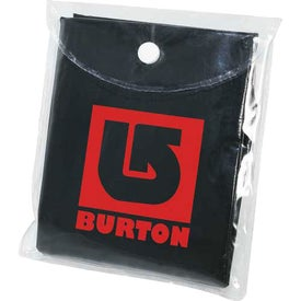 Rally Disposable Poncho with Your Logo
