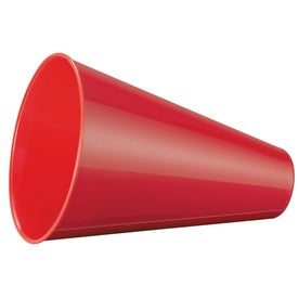 Rally Megaphone Popcorn Holder for Your Church