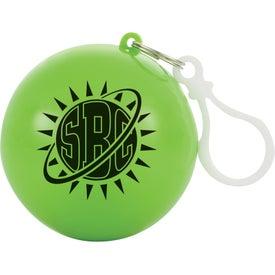 Rally Rain Poncho Ball