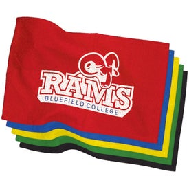 Rally Towel in Colors for Your Company