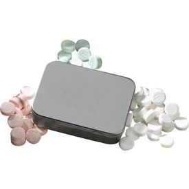 Promotional Razor Sliding Mint Tin