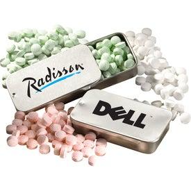 Razor Sliding Mint Tin for Promotion