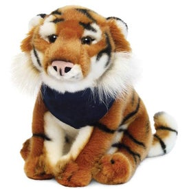 Realistic Plush (Tiger)