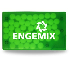 Rectangle Credit Card Mints for Marketing
