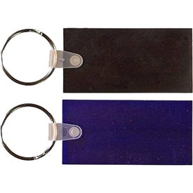 Customized Rectangle Key Fob