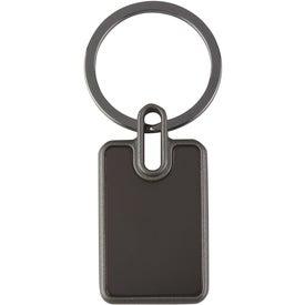 Printed Rectangle Legion Key Tag