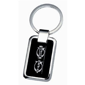Rectangle Onyx Collection Keyholder