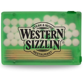 Pick 'n' Mints Branded with Your Logo