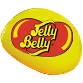 Logo Rectangle Tin of Candy - Jelly Belly