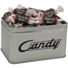 Rectangle Tin of Candy - Reg Toots