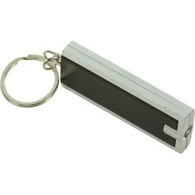 Rectangular LED Key Chain for Your Organization