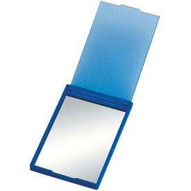 Printed Rectangular Mirror