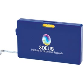 Rectangular Tape Measure with Level for Your Church