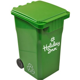 Company Recycle Bin Pen Holder