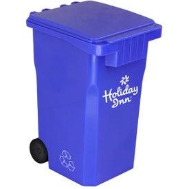 Advertising Recycle Bin Pen Holder