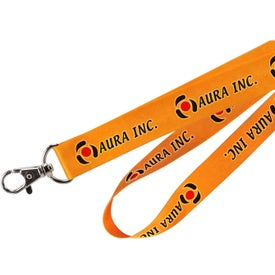 "Recycled Lanyards (1/2"")"