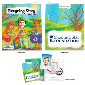 Recycling Story and Me Giveaways