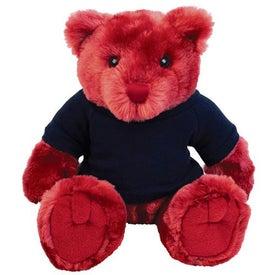Plush Bear Knuckles for Advertising
