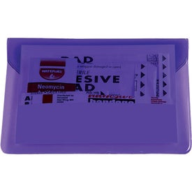 Redi First Aid Kit with Your Slogan