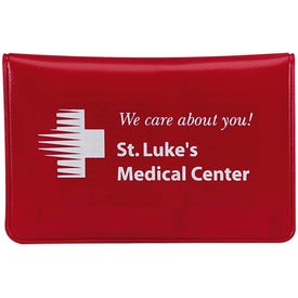 Redi First Aid Kit Imprinted with Your Logo