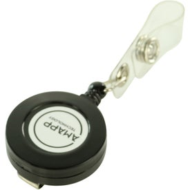 Retractable Badge Holder for Promotion