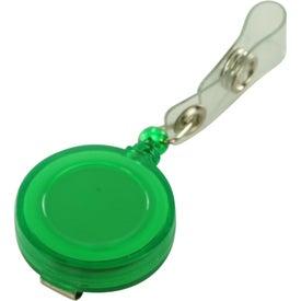 Company Retractable Badge Holder