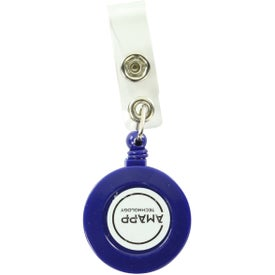 Retractable Badge Holder for Marketing
