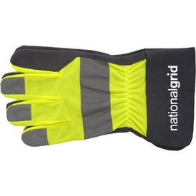 Customized Reflective Safety Gloves