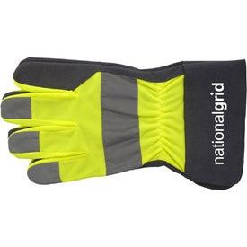 Customized Reflective Safety Gloves