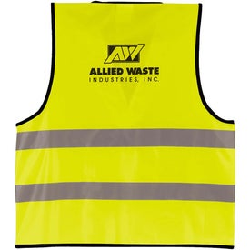Reflective Safety Vest Giveaways
