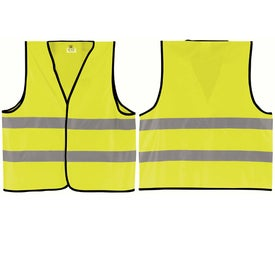 Advertising Reflective Safety Vest
