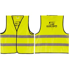 Reflective Safety Vest (Unisex)