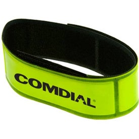 Reflective Wrist Band with Your Slogan