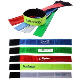 Logo Reflective Wrist Band