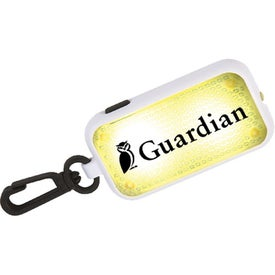 Reflector Light Imprinted with Your Logo