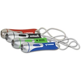 Reliant Plastic Flashlight Giveaways
