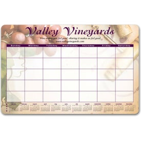 "Repositionable Counter Mat or Wall Calendar (11"" x 17"")"