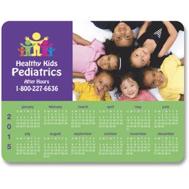 "Counter Mat with Removable Adhesive (11"" x 8 1/2"")"