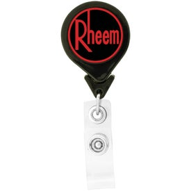 Customized Tear Drop Retractable Badge Holders