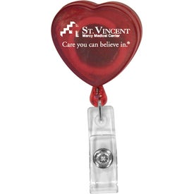 Retractable Badge Holder Printed with Your Logo