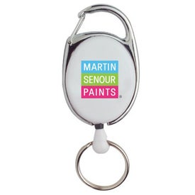 Retractable Keyring