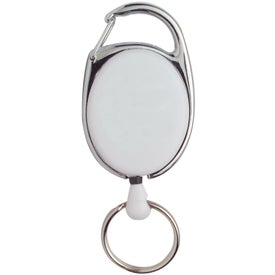 Advertising Retractable Keyring