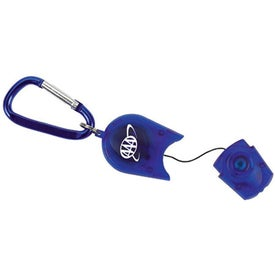 Retractable Light for Marketing